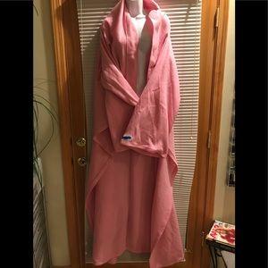 Classic Pink Snuggie